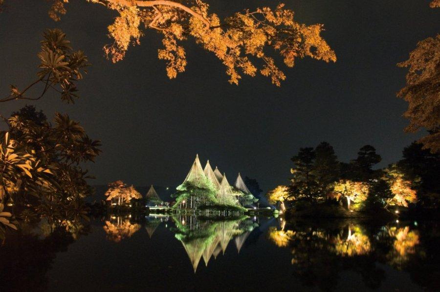 金沢城・兼六園四季物語 秋の段...