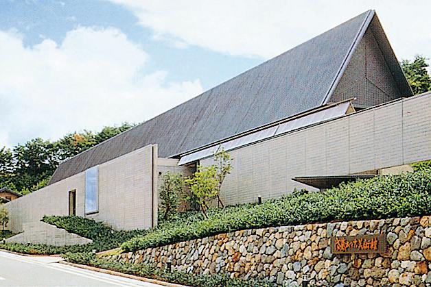 白山と対峙する名建築たち|石川をめぐるモデルコース ...