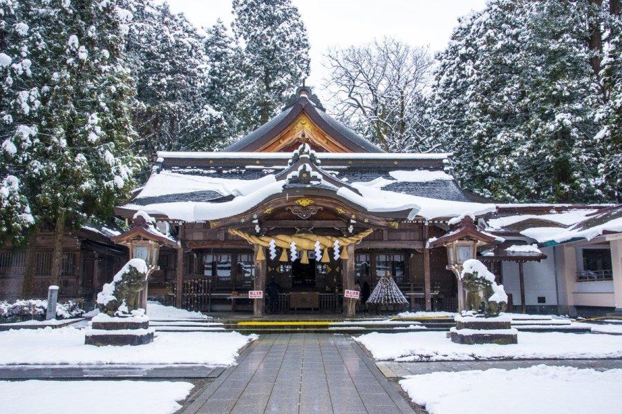 白山比咩神社|石川の観光スポットを探す|ほっと石川旅 ...