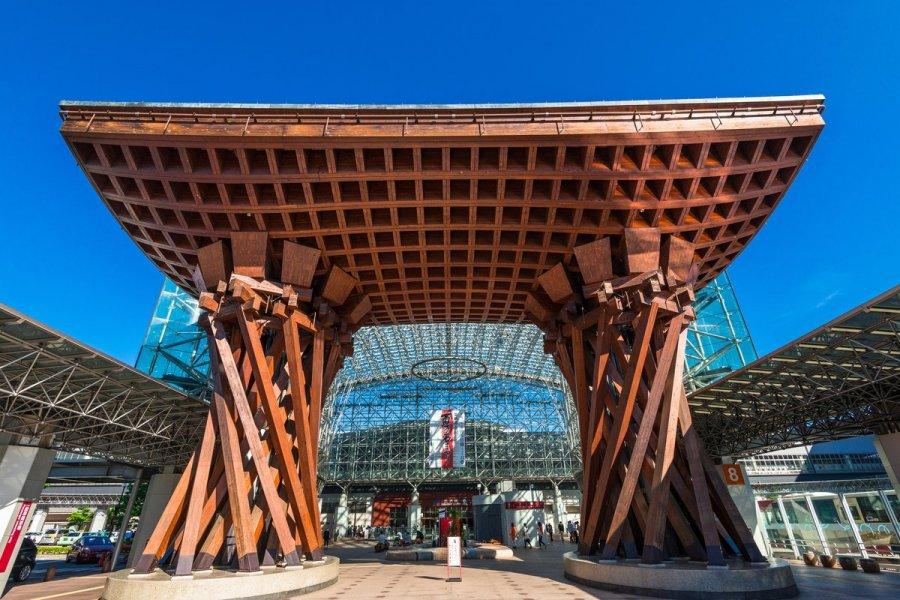 「金沢駅 写真」の画像検索結果