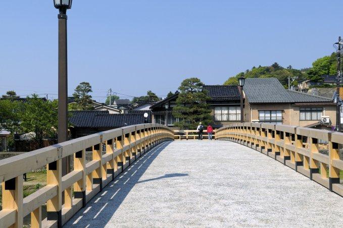 梅ノ橋|石川の観光スポットを探す|ほっと石川旅ねっと - 能登・金沢 ...