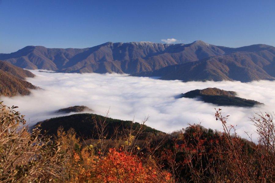 白山白川郷ホワイトロード 秋のモーニングタイム|石川の観光スポットを探す|ほっと石川旅ねっと - 能登・金沢・加賀・白山など、石川県の観光・旅行情報
