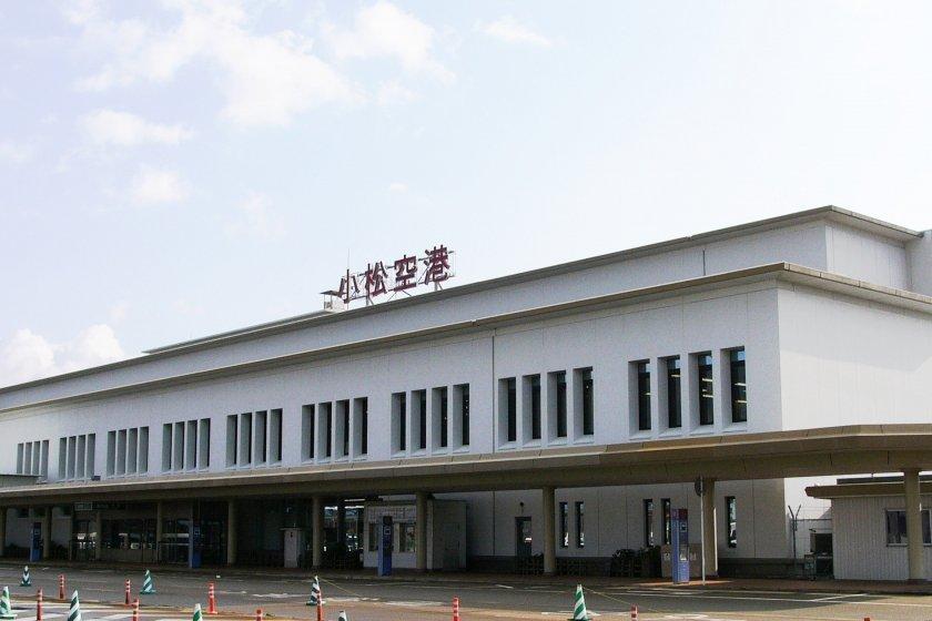 小松 空港